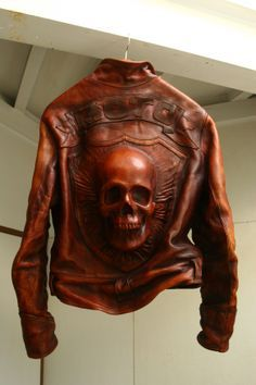 leather skull bag - Google Search