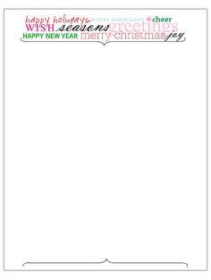 Free Printable Christmas Gift Card Boxes   Days Of Christmas