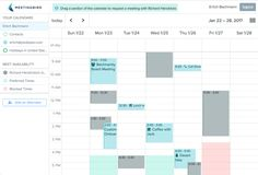 Smart calendar startup Meetingbird aims to take the headache out of scheduling Its a tiny-but-still-annoying part of almost every meeting and phone calls  once you agree to meet someone or call them theres still another flurry of emails as you try to decide on a time.  Tech companies large and small have tried to improve the meeting process. (Im a fan of Doodle myself.) Now Y combinator-backed startupMeetingbirdhas taken a stab at it with Meetingbird Meet.  Naturally co-founder Henry Dornier…