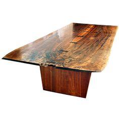 10 ft. Minguren III Dining Table by George Nakashima, 1976-7