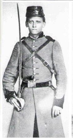Louisiana Soldier