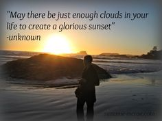 Image result for quotes about sunsets