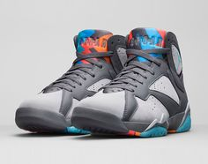 "Air Jordan 7 Retro ""Barcelona Days"" 