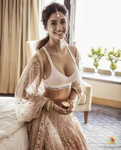 Disha Patani Looks Sexy in Calvin Klein Photoshoot. Disha Patani is one of the sexiest Bollywood actress today you can't ignore her even in her small photo Beautiful Bollywood Actress, Beautiful Indian Actress, Beautiful Actresses, Beautiful Celebrities, Actress Pics, Tamil Actress Photos, Bollywood Girls, Bollywood Celebrities, Bollywood Fashion