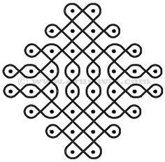 சிக்கு கோலம் - 12 | arusuvai