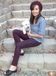 Thanh scored these BDG pants for $14.99, compare at $24! #maxxinista #pants #fashion