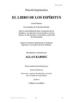 Espiritus EL LIBRO DE LOS ESPÍRITUS ALLAN KARDEC Allan, Yoga, Tarot, Spirituality, Words, Paranormal, Inspiration, Quotes, Ghosts