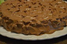 Bolo de chocolate, sem glúten, da Lorraine