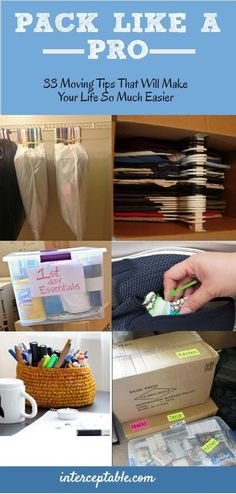 23 Moving Hacks for a Faster, Easier ...moving.com