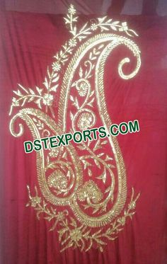 We are manufacturing and exporter for all type of wedding decorations.