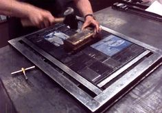 A Fascinating Film About the Last Day of Hot Metal Typesetting at the New York Times (ThisColossal.com 07Sept16)