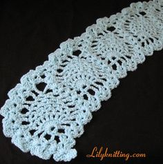 Free Crochet Doily Patterns With Pineapple | Free Crochet Patterns