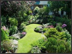 garden pictures for inspiration | Flowers Garden design inspiration | The Best Garden Design, Landscape ...