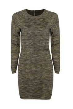 Longsleevesweater dress with a back zipper closure. Perfect transition piece from the warmer to cooler days. Pair with black boots or pumps.   Longsleeves Sweater Dress by Dex. Clothing - Dresses - Sweater Clothing - Dresses - Long Sleeve New Jersey