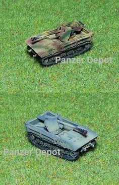 Panzer Depot