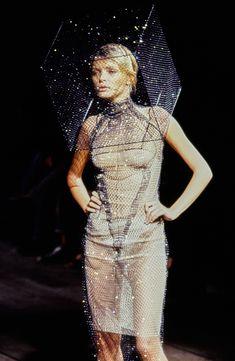 Esther Cañadas, Alexander McQueen Spring 1999 Ready-to-Wear Collection Photos - Vogue