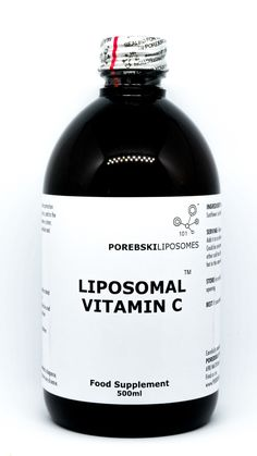 Liposomal Vitamin C - Made in Ireland- Call the shop to order. Deliveries in Ireland only.