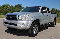 nice 2007 Toyota Tacoma SR5 4X4 V6 1 Owner Access Cab V6 Auto Rust Free - For Sale View more at http://shipperscentral.com/wp/product/2007-toyota-tacoma-sr5-4x4-v6-1-owner-access-cab-v6-auto-rust-free-for-sale/