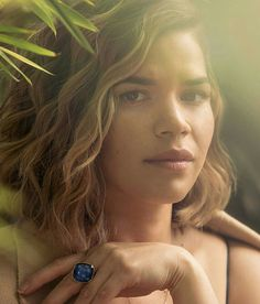 America Ferrera on Telling Latino Stories and Whether She'd Ever Run for Office Beauty Room, Beauty Art, Beauty Makeup, Hair Makeup, America Ferrera, Breast Cancer Walk, Beauty Hacks Video, Your Hair, Curly Hair Styles