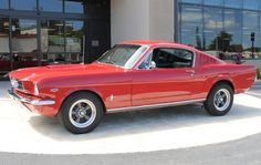 1965 Mustang..Re-pin..Brought to you by Agents of #CarInsurance at #HouseofinsuranceEugene
