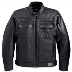 New Harley-Davidson Crossroads Leather Jacket