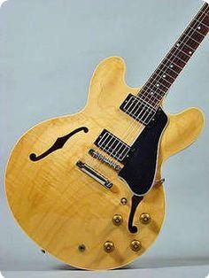 Gibson Custom Shop ES-335, '59 Dot Reissue #vintageandrare #vintageguitars #vandr