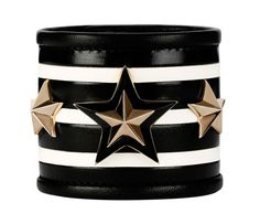 50s: Givenchy by Riccardo Tisci cuff.