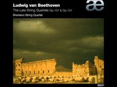 A LATE QUARTET (Original Soundtrack Excerpt) - Beethoven String Quartet Op. 131 No. 14