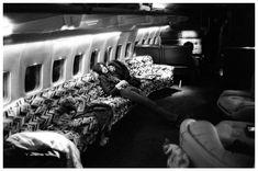 El Starship: el avión que llevó a Led Zeppelin de gira en los 70