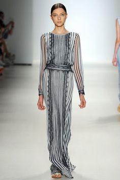 Tadashi Shoji New York Fashion Week  Spring Summer 15 New York September