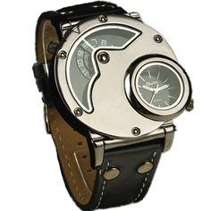 >> Click to Buy << Original New Russian Aviator Pilot Army Military Wrist  Mens Quartz  Watch Dual time black leather band #Affiliate
