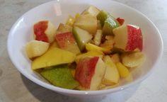 Ovocný šalát s vitamínom C ktorý pomôže pri studenom sychravom počasí 🙂 - Báječné recepty