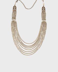 Pronssinen Paratiisi-juhlakääty – Kalevala-koru Beaded Necklace, Chain, Jewelry, Fashion, Beaded Collar, Moda, Jewlery, Pearl Necklace, Jewerly