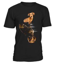 DACHSHUND 1  Funny Dachshund T-shirt, Best Dachshund T-shirt