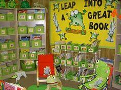 www.CFClassroom.com Frog Theme