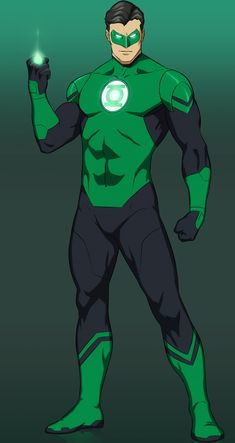 Green Lantern Hal Jordan, Green Lantern Corps, Green Lanterns, Dc Comics Superheroes, Marvel Dc Comics, Justice League Animated, Superhero Characters, Fictional Characters, Brave And The Bold