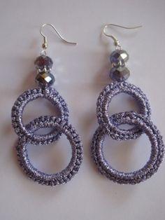 Orecchini con doppio anello
