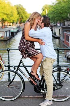 Amsterdam Engagement Session with @Rachael O'Banion