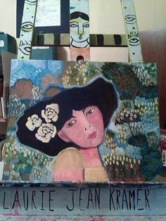 Audrey Original by Laurie Jean Kramer
