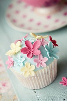 Cupcakes - Gallery by Ruth Black - Cupcakes by Ruth Black - Stocksy United - Royalty-Free Stock Photos