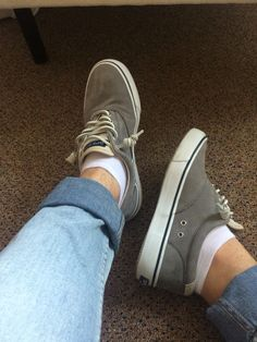 Sperry CVO real comfort;)