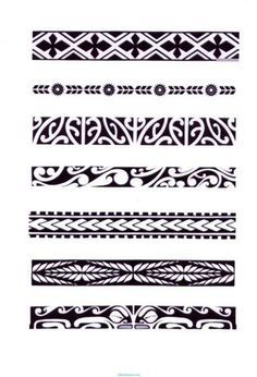 Especial: tribales maories ~ Fotos de Tatuajes