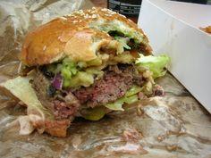Paris food truck—Cantine California, @CantineCali