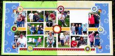 Happy Family the Second - Scrapbook.com