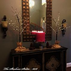 all lit up.there's nothing like a burning candle to add to the Ambiance! Giant Candles, Large Candles, Rustic Candles, Pillar Candles, Burning Candle, Red Lipsticks, Candle Making, Candle Sconces, Light Up