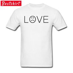 56cf6fc5 US $7.44 39% OFF|Aliexpress.com : Buy Latest Lil Peep Love T shirts O Neck  Women Men New Tops & Tees 100% Cotton White Tees Top Quality Cheap Simple  Tshirt ...
