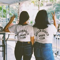 The roller disco skate club is a VERY exclusive club (just kidding, it is def not and this tee is on sale right now on the site. Roller Disco, Def Not, Gal Pal, Storyboard, Skate, Aesthetics, Goals, Club, Tees