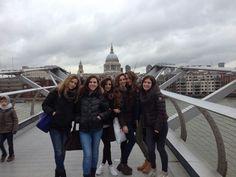 Week in London #Classmates
