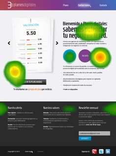 Regalamos un análisis express de tu sitio web si haces Repin a esto y nos mandas tu dominio a info@planesdigitales.com