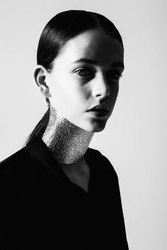 Louise O'Neill by Federico Cabrera for REVS magazine